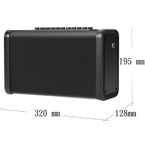 大聲公優聲型手提無線式多功能行動音箱/喇叭