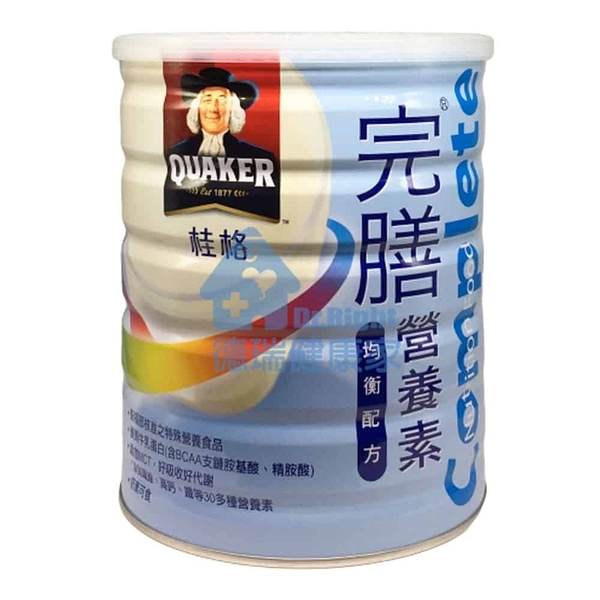 桂格完膳營養素 均衡配方 780G/瓶◆德瑞健康家◆