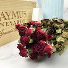 進口乾燥天然玫瑰花-乾燥花圈 乾燥花束 ...