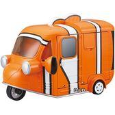 《 TOMICA 》迪士尼夢幻海底總動員 尼莫展示三輪車 (無附小汽車)╭★ JOYBUS玩具百貨