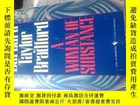 二手書博民逛書店A罕見Woman of Substance Barbara Taylor BradfordY3701 Barb