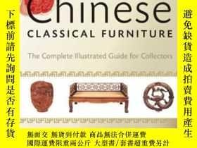 二手書博民逛書店【包罕見】Chinese Classical Furniture