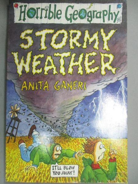 【書寶二手書T1/原文小說_JML】Stormy Weather_Anita Ganeri