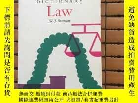 二手書博民逛書店collins罕見dictionary of lawY17786