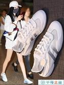 夏季透氣小白鞋女夏女鞋薄款網鞋子運動休閑軟底帆布單鞋【千尋】