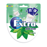 Extra益齒達脆皮魔立方薄荷口香糖【愛買】
