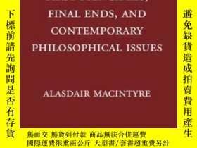 二手書博民逛書店First罕見Principles, Final Ends And Contemporary Philosophi