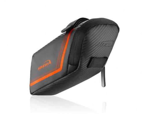 *阿亮單車* IBERA IB-SB16 (M) 自行車座墊袋,6種顏色《C84-SB16-M》