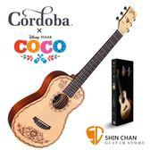 【缺貨】《可可夜總會》迪士尼.皮克斯 Disney • Pixar Coco x Cordoba Mini Spruce   雲杉木小吉他