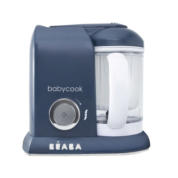 BEABA Babycook Solo 嬰幼兒副食品調理機-時尚藍(ENF12251B)