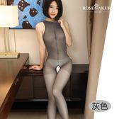 【618好康又一發】性感透明開襠連體衣全身連身襪