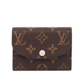 【LV】Monogram ROSALIE零錢包 M62361