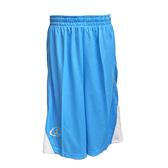 Spalding Basketball Shorts [SPB7202N60] 男 籃球 運動 短褲 透氣 雙面 水藍