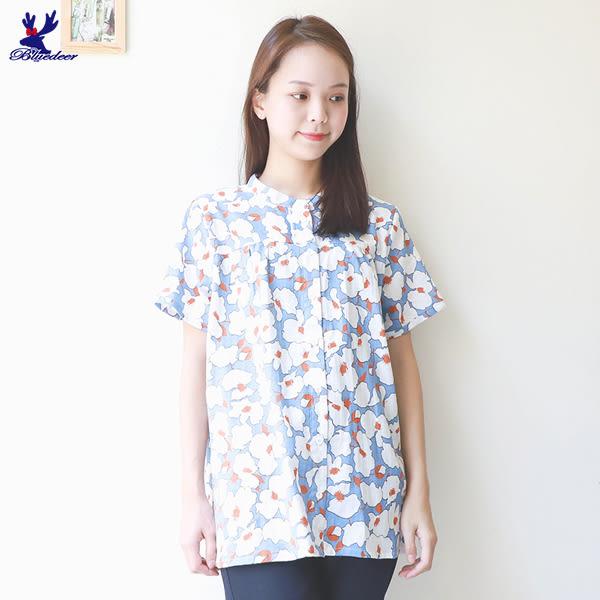 【下殺↘5折】American Bluedeer - 花朵襯衫 春夏新款