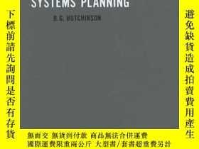 二手書博民逛書店Principles罕見of Urban Transport Systems Planning-城市交通系統規劃原