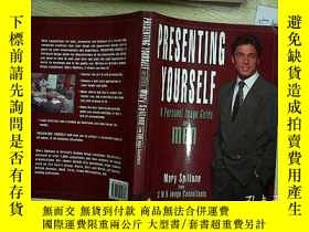 二手書博民逛書店PRESENTING罕見YOURSELF A PERSONAL LMAGE GUIDE FOR MEN ,Y2