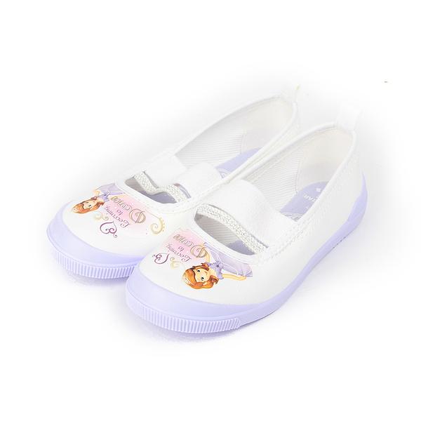 MOONSTAR 蘇菲亞公主室內鞋 紫 中小童