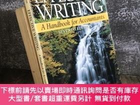 二手書博民逛書店Effective罕見Writing :A Handbook For AccountantsY439422 C