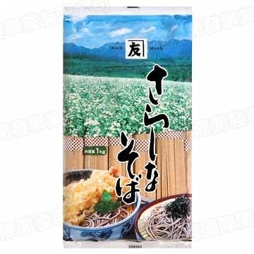 【美佐子MISAKO】日韓食材系列-北國 蕎麥麵 1kg