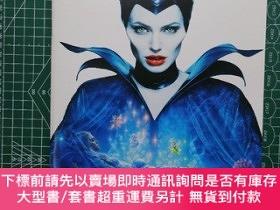 二手書博民逛書店日版マレフィセント罕見Maleficent 沈睡魔咒 改編自1959年迪士尼老牌動畫《睡