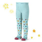 褲襪 / 童襪 / 內搭褲_寶寶褲襪-星星綠 Sterntaler