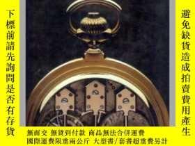 二手書博民逛書店GIRARD-PERREGAUX罕見英文原版大厚冊(高檔手錶的專
