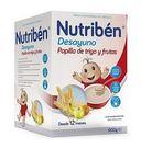 Nutriben貝康-紐滋本 纖果黃金麥精600g