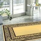 【范登伯格進口地毯】拉斯狂野絲質地毯-水波紋70x105cm
