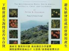 二手書博民逛書店Plant罕見Life In The World s Mediterranean Climates: The Me