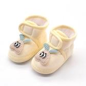 學步鞋 新生兒鞋子0-6-12個月男女寶寶布鞋嬰兒春秋季軟底不掉學步鞋1歲 小天後