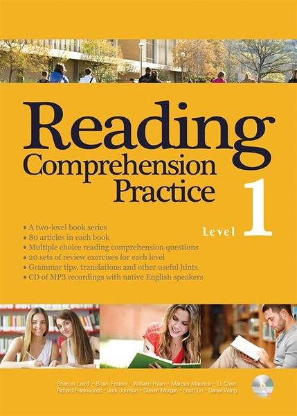 Reading Comprehension Practice(1)