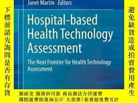 二手書博民逛書店Hospital-based罕見Health Technolog