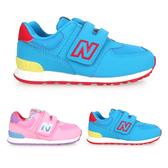 NEW BALANCE 男女小童復古慢跑鞋-WIDE(免運 NB N字鞋 574系列≡體院≡ IV574TDP_1