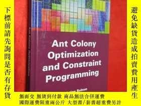 二手書博民逛書店Ant罕見Colony Optimization and Con