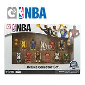 21552【C3 TOYS】超可動積木人偶 NBA系列 豪華珍藏版套組 (盒裝11入)