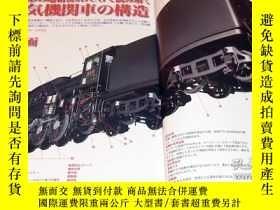 二手書博民逛書店The罕見History of Japanese Steam Locomotives book rail SL D