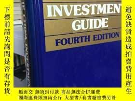 二手書博民逛書店THE罕見CHINA INVESTMENT GUIDE FOUR