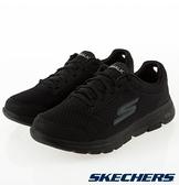 SKECHERS系列-GOWALK 5 男款黑色運動健走鞋-NO.55509BBK
