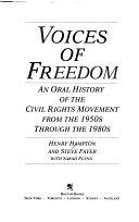 二手書Voices of Freedom: An Oral History of the Civil Rights Movement from the 1950s Through the 1980s R2Y 0553057340