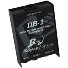 【音響世界】美國RHC/Pro Co DB-1 專業6.3非平衡轉XLR平衡優質D I BOX(公司貨)