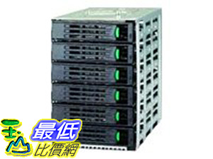 [106美國直購] Intel AXX6SCSIDB 6-Bay Hot Swap SCSI Kit (Discontinued by Manufacturer)