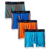 Hanes 學生X-Temp透氣網眼4件裝內褲