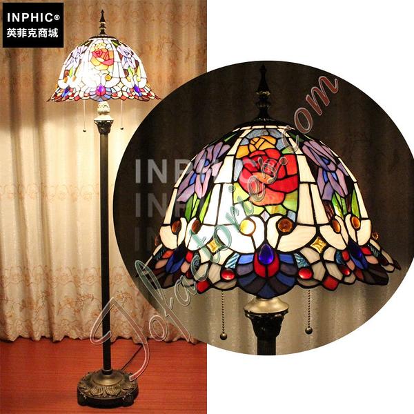 INPHIC-創意藝術品客廳裝飾臥室歐式宮廷復古櫥窗落地燈_S2626C