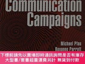 二手書博民逛書店Persuasive罕見Communication Campaigns-說服性傳播活動Y414958 Mich