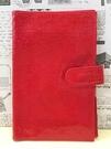 【震撼精品百貨】Hello Kitty 凱蒂貓~kitty證件套-雕浮紅色#65154