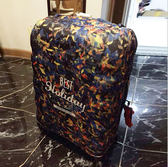 旅箱套旅行皮箱套20 21 24 26 28 寸拉桿箱套行李箱托運保護套❥ 全館1元88折