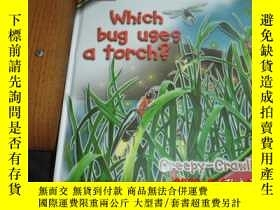 二手書博民逛書店ASK罕見ME :whistle bug uses a torch? ( 英文原版:十万个为什么)Y25524