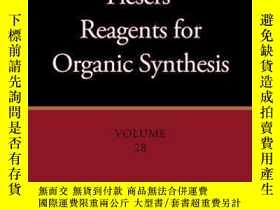 二手書博民逛書店Fiesers 罕見Reagents for Organic Synthesis, Volume 28Y410