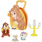 《Disney 迪士尼》美女與野獸 - 貝兒手提盒 ╭★ JOYBUS玩具百貨