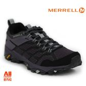 【Merrell】女款戶外鞋 MOAB FST 2 GTX 多功能系列 -黑/紫(77430)全方位跑步概念館